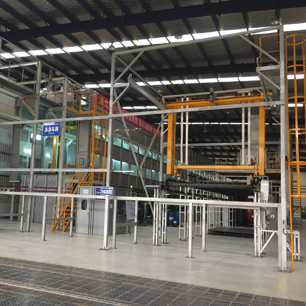 Cathodic Electrophoresis Coating Production Line